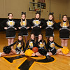 CMS 7th Grade Basketball Cheer 2015-2016