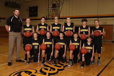 CMS 8th Grade Boys Basketball 2015-2016