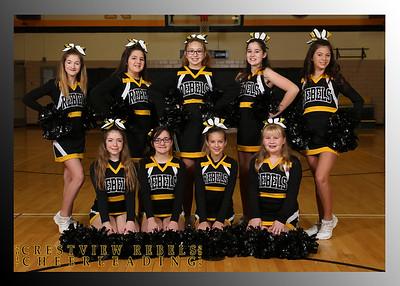 CMS 7th Grade Cheer