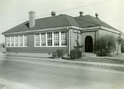 Original Dearington School Building (00349)