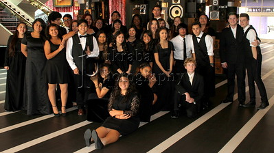 2014 December 15 - PSRTA Performance at the Palms Springs Hard Rock Hotel