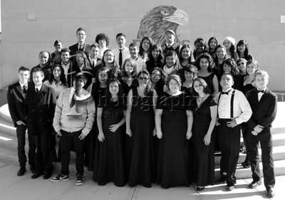 2012-2013 Concert Choir