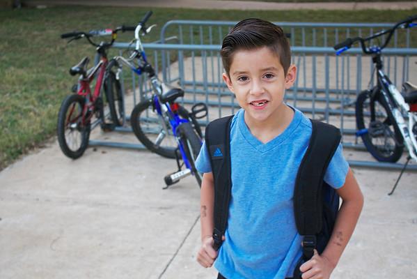 10-07-2015 Walk/ Bike to School