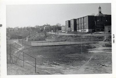 Tennis Courts and Football Practice Field (00558)