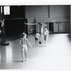 Kids in Glass Gym at Summer Clinic (00505)