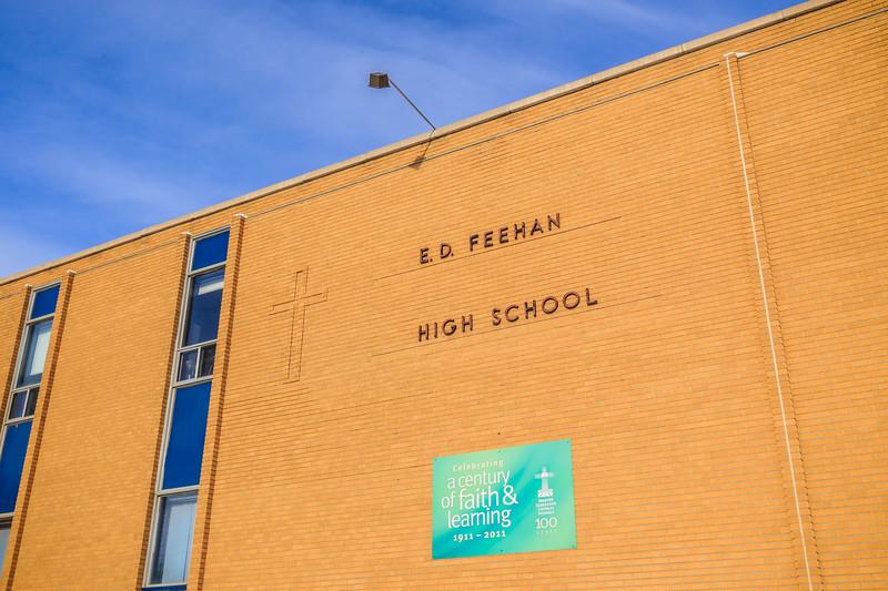 E.D. Feehan High School
