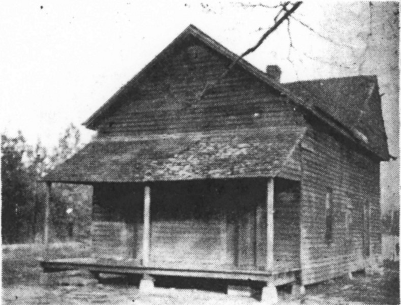 White Pond School, was located on the Old Nashville-Valdosta Highway, across the road on the south side of Bob Lovein home. It was know to have been in existance as early as 1908 and probably earlier. The school was closed in 1933 when New Lois Consolidated was opened. The school stood for several more decades, but is no longer standing.