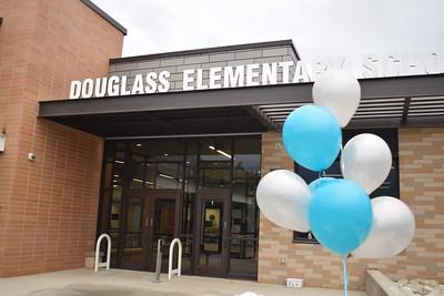 Douglass Elementary Re-Grand Opening