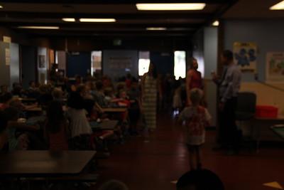 Heatherwood Superintendent Visit Back to School 2018-08-16