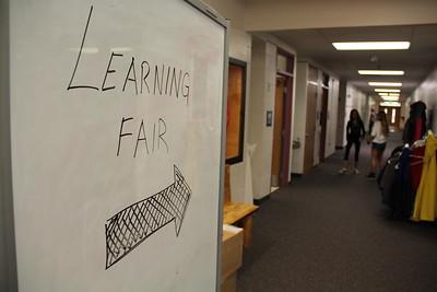 Ryan Learning Fair 2018-05-09