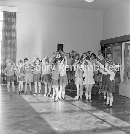 Elmhurst County Infant School, Oct 1968