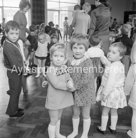 Elmhurst County Infant School, Jan 1970