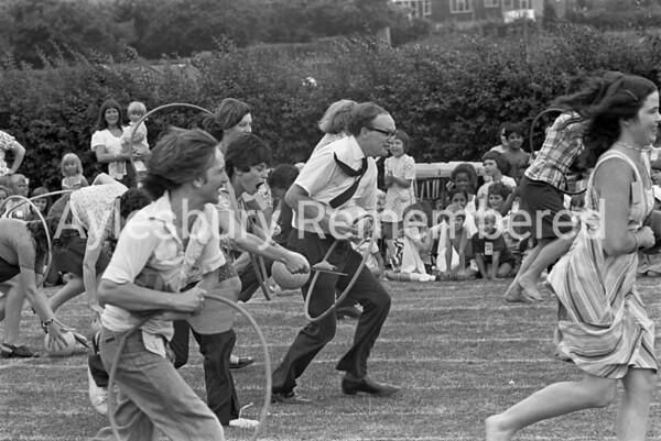 Elmhurst County Infant School sports, July 1976