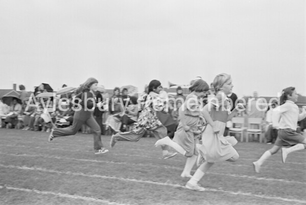 Elmhurst County Junior School sports, July 1978