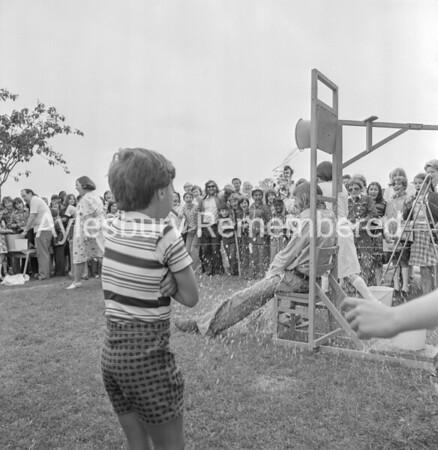 Elmhurst County Junior School fete, July 1978