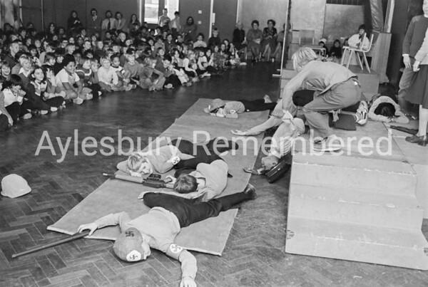 Elmhurst Junior School play, Dec 1979