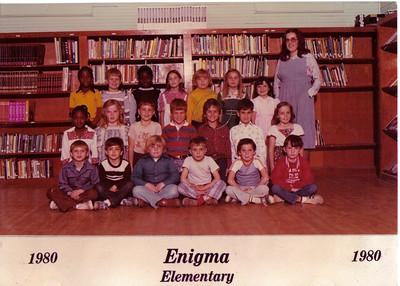 Enigma School  - 1979-80