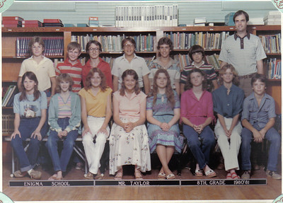 Enigma School - 1980-81