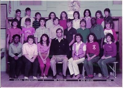 Enigma School - 1982-83