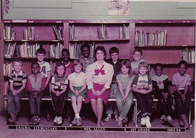 Enigma School - 1983-84