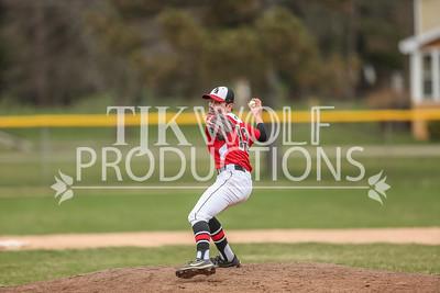 Fort vs  Jefferson JV Baseball 2018-18