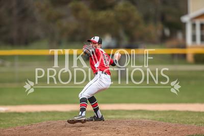Fort vs  Jefferson JV Baseball 2018-22