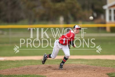Fort vs  Jefferson JV Baseball 2018-21