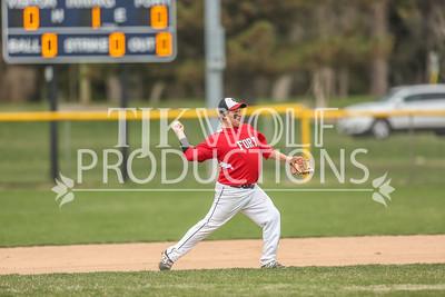 Fort vs  Jefferson JV Baseball 2018-10