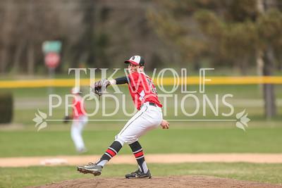 Fort vs  Jefferson JV Baseball 2018-2