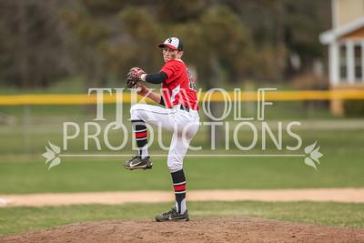 Fort vs  Jefferson JV Baseball 2018-16