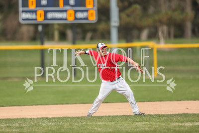 Fort vs  Jefferson JV Baseball 2018-9