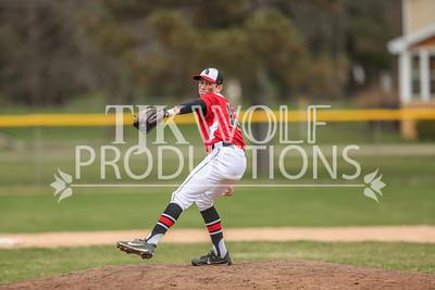 Fort vs  Jefferson JV Baseball 2018-17