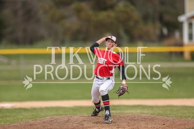 Fort vs  Jefferson JV Baseball 2018-19