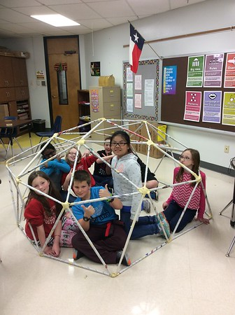Foster Village Elementary Geodesic Dome