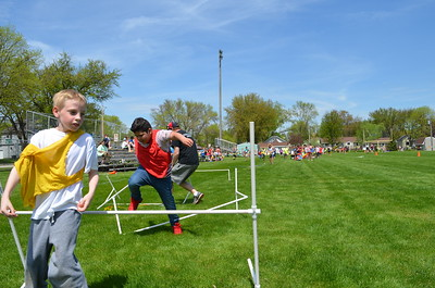 GSL Lakeside Elementary track and field day