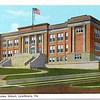 Postcard Garland Rodes School (05023)