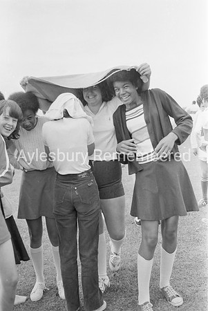 Grange School sports, June 1978