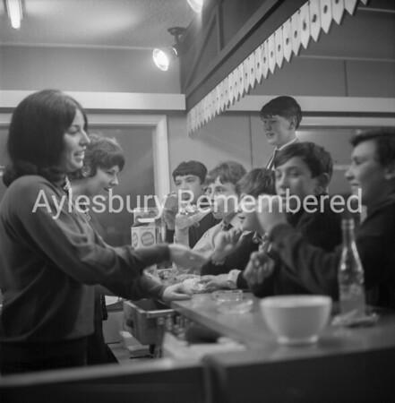 Grange Youth Club, Apr 25th 1966