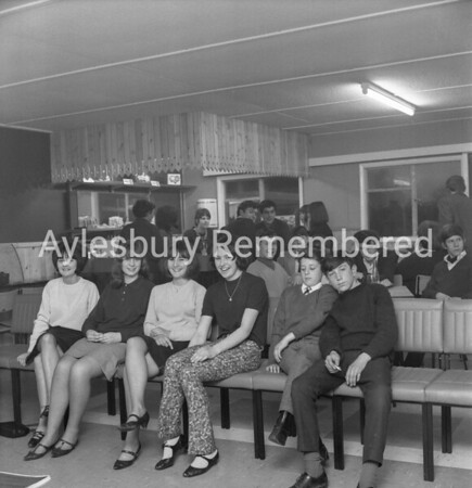 Grange Youth Club, Apr 25th 1966