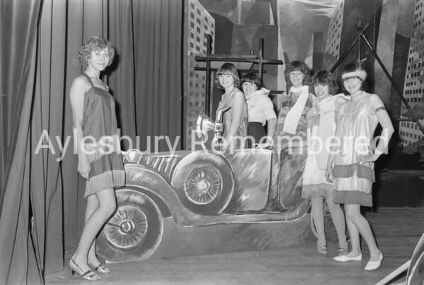 Play at Grange School, Dec 1978