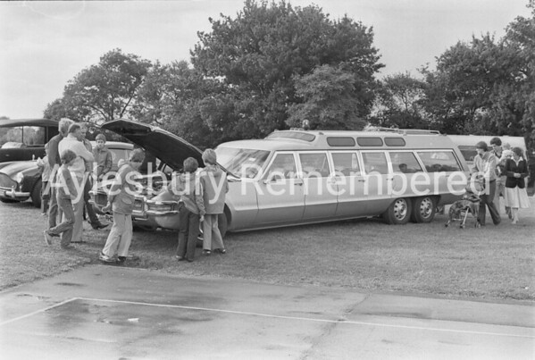 Grange School Fete, Sep 1980