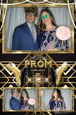 Gulf Shores Prom 4-6-2019