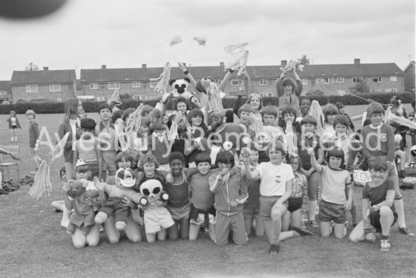 Haydon School sports, June 14 1978