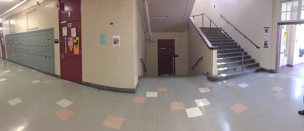 Hallway 1 View # 4
