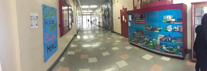 Hallway 1 View # 5