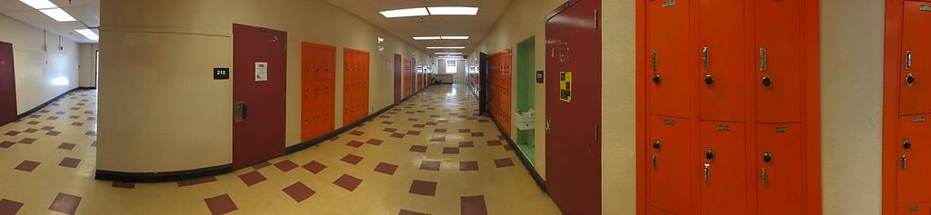 Hallway 2 View # 1