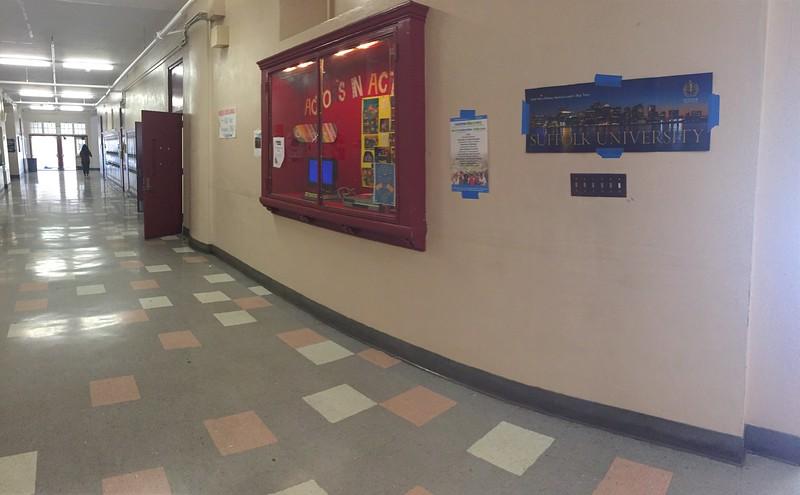 Hallway 1 View # 2