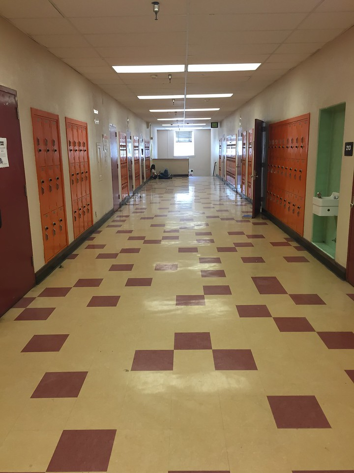Hallway 2 View # 2