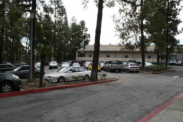 Parking Lot #3