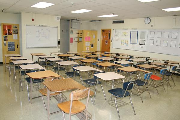 Classroom View #3